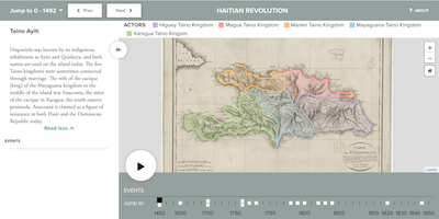 thumbnail for Mapping the Haitian Revolution